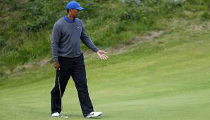 Golf: The Open: Woods und McIlroy starten desaströs