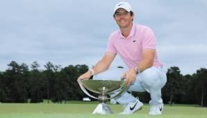 Golf: McIlroy gewinnt höchstes Preisgeld aller Zeiten