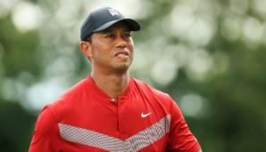 Golf: Rückschlag: Woods zu schlecht für Saisonfinale