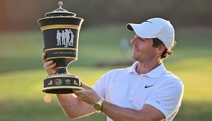 Golf: McIlroy gewinnt World Golf Championship in Shanghai