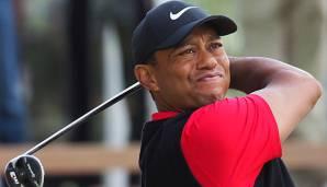 Golf: Kapitän Tiger Woods nominiert sich selbst