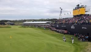 Golf: Nach Wimbledon: Auch British Open der Golfer vor Absage