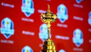 Golf: Ryder Cup auf 2021 verschoben - auch Presidents Cup verlegt