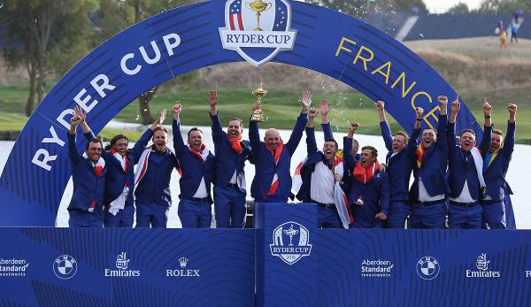 Ryder Cup 2021 Termin