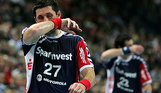 Handball, Champions League, Flensburg