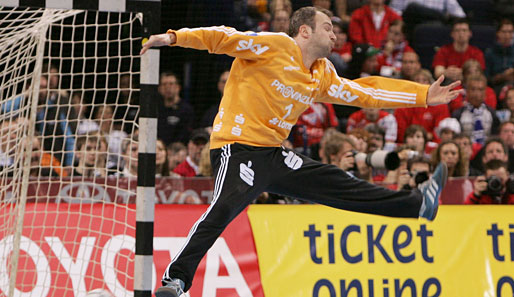 Handball, Thierry Omeyer