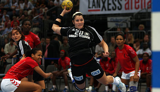 Handball, Damen, Anja Althaus
