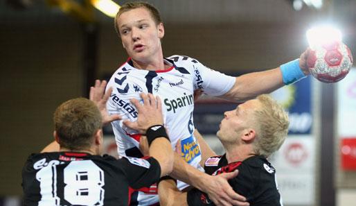 Oscar Carlen lesionado Flensburg handewitt balonmano