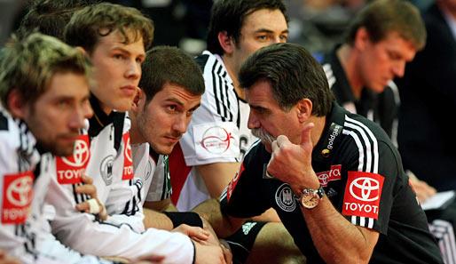 Handball Em Deutschland Enorm Unter Druck