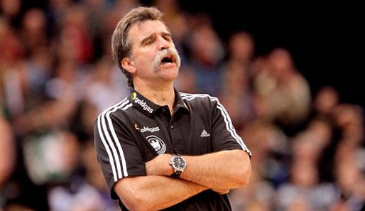 Trainer Handball Deutschland