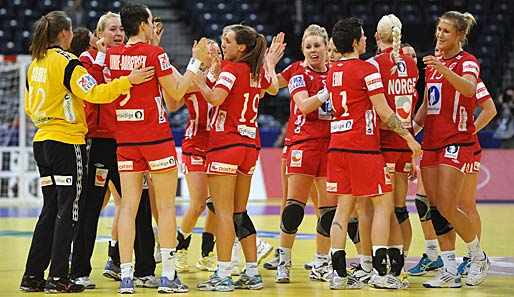 handball norwegen