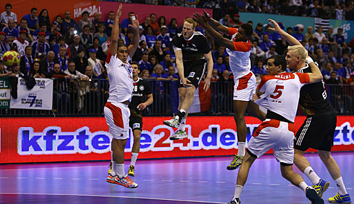 Deutschland verlor im zweiten Gruppenspiel gegen Tunesien