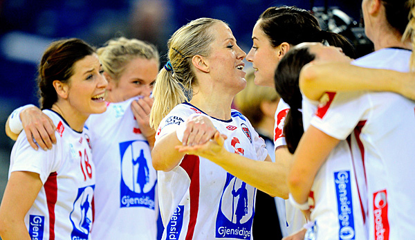 Norwegische Handball Nationalmannschaft Frauen