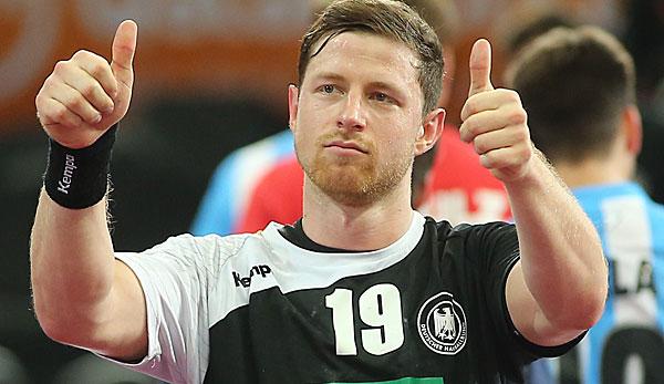 Martin Strobel Handball
