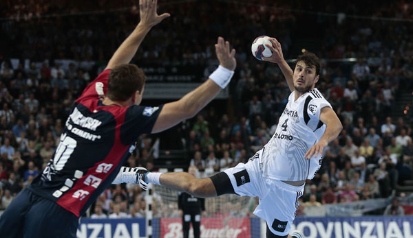 ehf cl live ticker