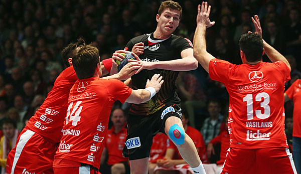 Gilt als großes Handball-Talent: Christian Dissinger