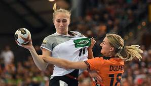Nadja Mansson beendet ihre Karriere im Nationalteam