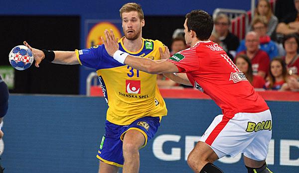 Dänemark Schweden Handball