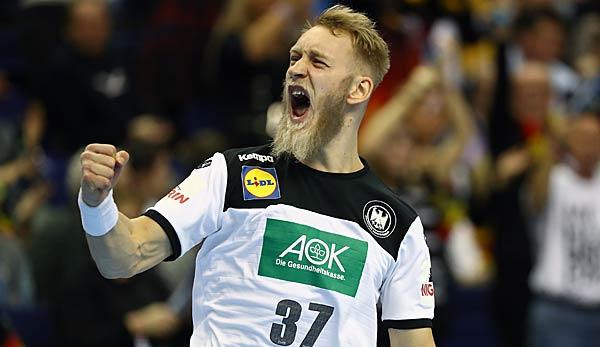 Deutschland Gegen Frankreich Handball