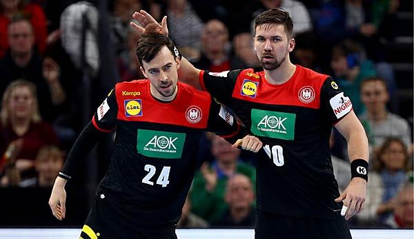Deutschland Handball Heute