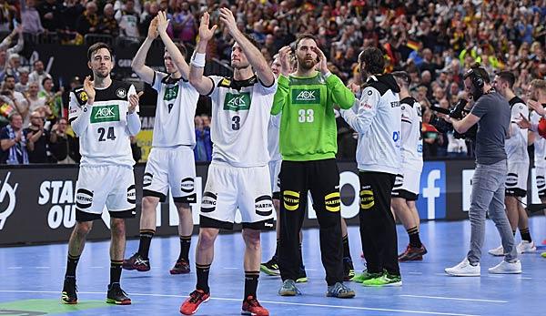 Handball Gruppe Deutschland