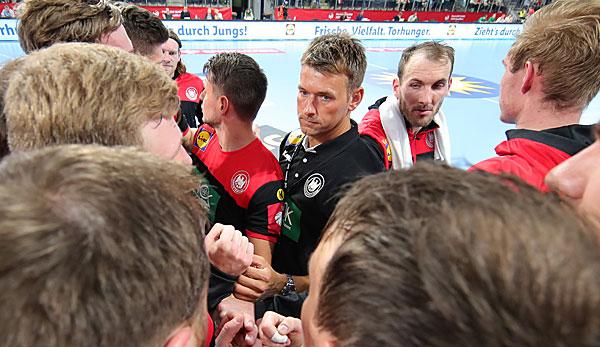 Flipboard Handball Em 2020 Dhb Team Hat Losgluck Trifft