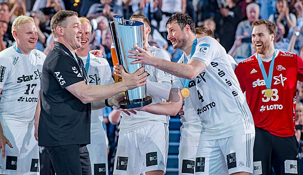 Handball: EHF-Cup-Finals 2020 zum dritten Mal in Berlin