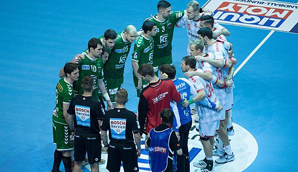 Handball: Fan stirbt vor Bundesliga-Spiel in Berlin