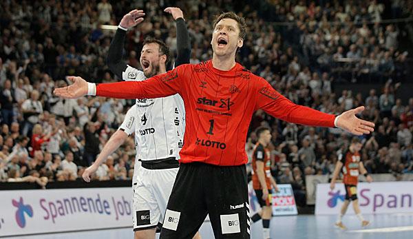 Handball: THW Kiel deklassiert Hannover-Burgdorf - Flensburg neuer Tabellenführer