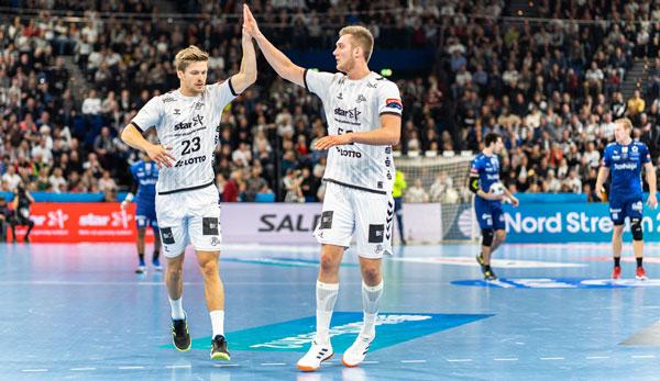 Champions League: Kiel ringt Montpellier nieder und überwintert als Tabellenführer
