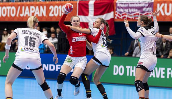 Frauen-WM: Deutsches Team zieht in Hauptrunde ein