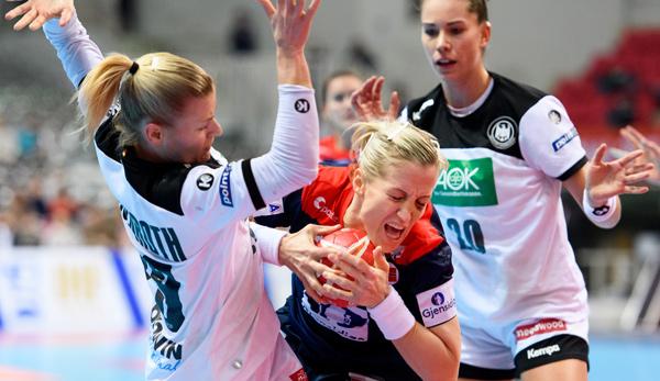 Handball-EM - Niederlage gegen Norwegen: DHB-Frauen verpassen Halbfinale