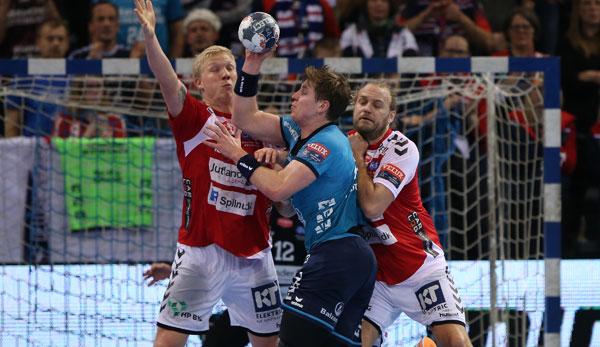 Champions League: Meister Flensburg kassiert sechste Pleite in Serie