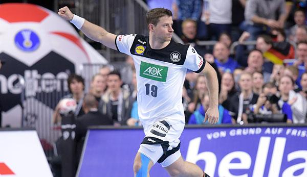 Strobel kann nicht, Musche darf nicht: Handballer ohne zwei Stars zur EM