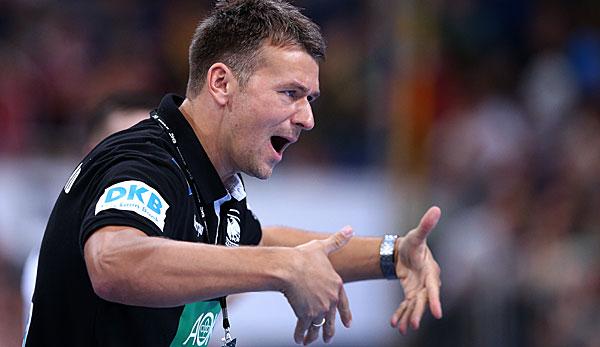 Handball: Christian Prokop legt sich fest: Mit drei Kreisläufern zur EM, Strobel im Aufgebot