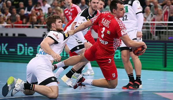 Handball Em Wer Zeigt Ubertragt Spanien Gegen Deutschland