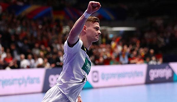 Handball-EM - DHB-Shootingstar Timo Kastening: Mit Metallica macht er alle heiß