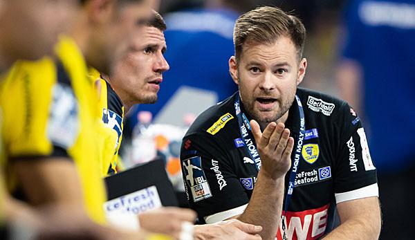 Handball: Rhein-Neckar Löwen entlassen Trainer Kristjan Andresson