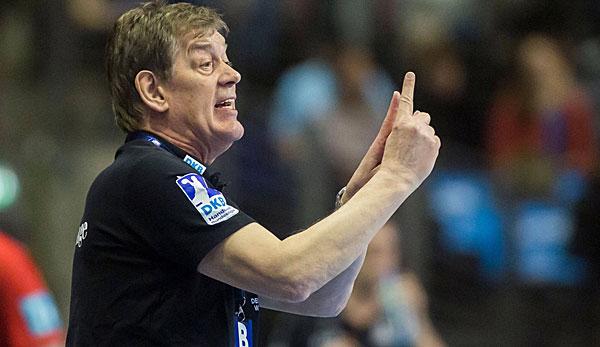 Handball: Füchse Berlin entlassen Trainer Velimir Petkovic - Michael Roth übernimmt