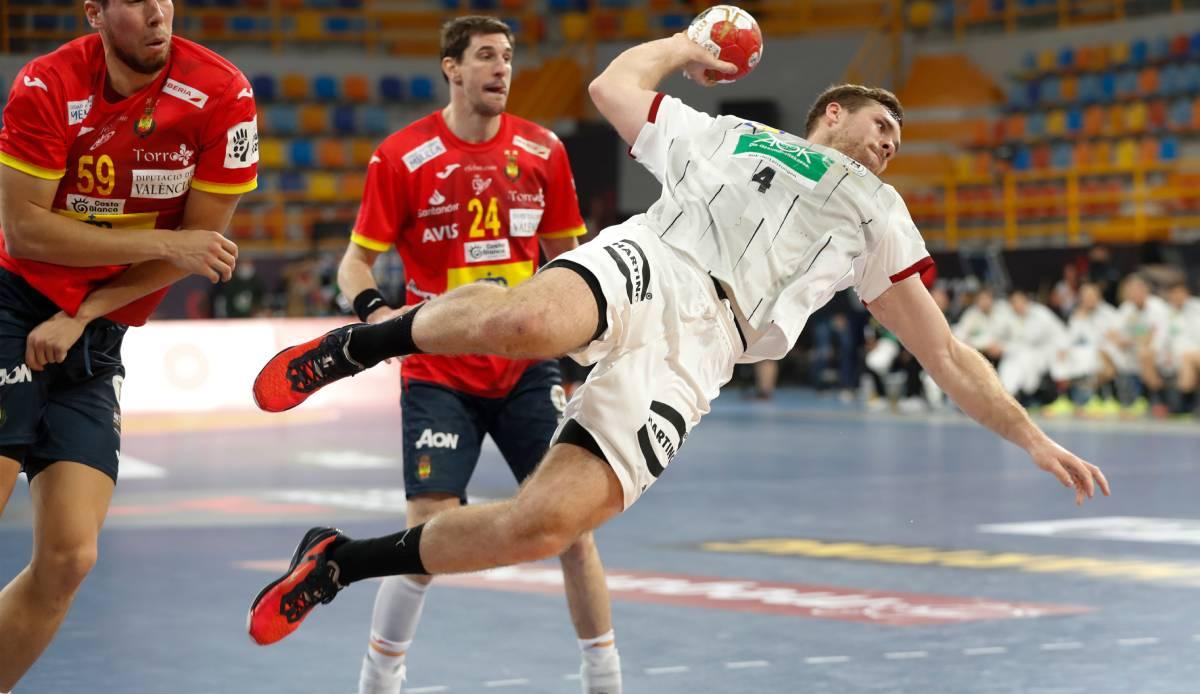 Handball-WM am Montag heute live im TV, Livestream und Liveticker