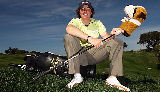 Rory McIlroy, Golf