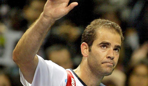 Tennis, Sampras, Haas, Showkampf