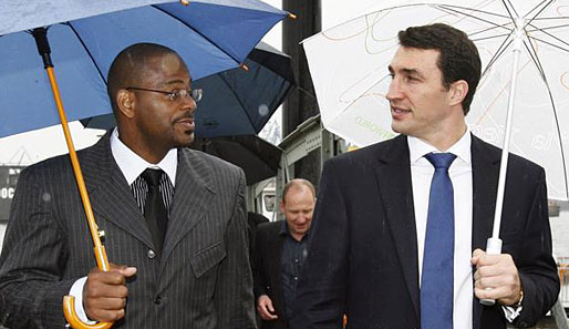Wladimir Klitschko, Tony Thompson