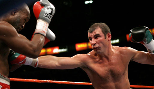 Boxen, Calzaghe, Hopkins, Roy Jones Jr