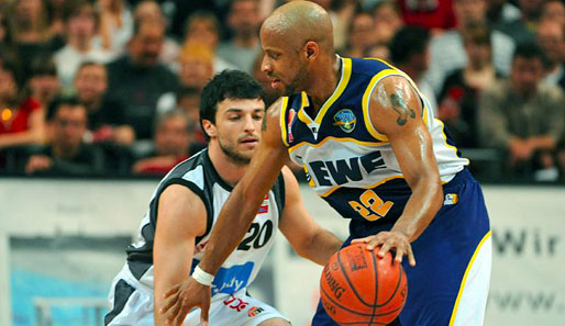 BBL, Basketball, Demirel, Gardner
