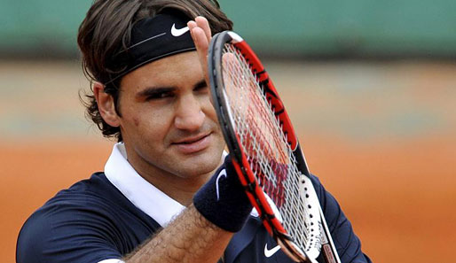Tennis, Paris, French Open, Federer