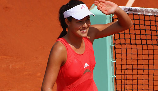 Tennis, French Open, Ivanovic