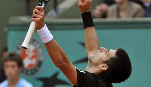 French Open, Djokovic