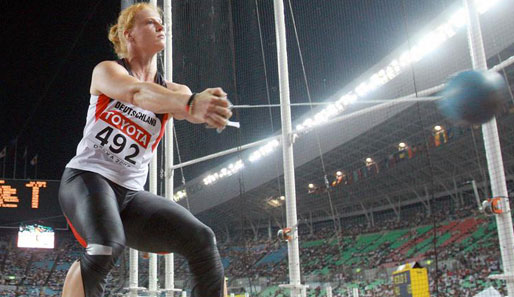 Leichtathletik, Europacup, DLV, Robert Harting, Betty Heidler