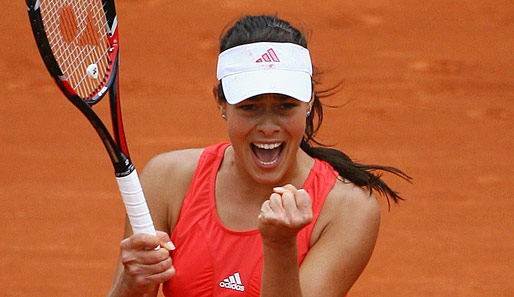 Ivanovic, Jankovic, French Open